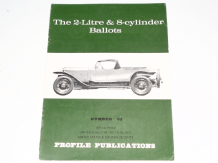 2 Litre & 8-Cylinder Ballots  : The (PROFILE 93)